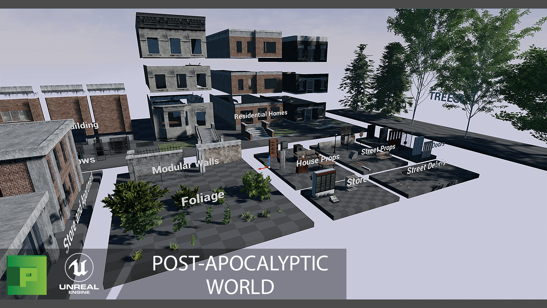 Post Apocalyptic World